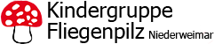 Logo: Kindergruppe Fliegenpilz Niederweimar